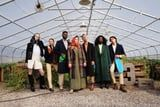 """Tan France Launches Genderless Outerwear Label Was Him: """"We Want to Be an Inclusive Brand"""""""