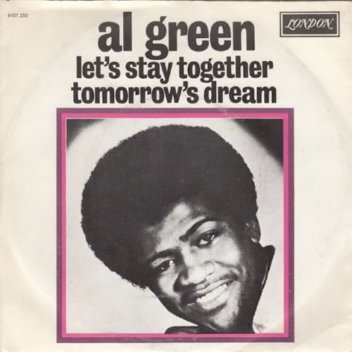 """The Number Ones: Al Green's """"Let's Stay Together"""""""