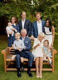 Leave It to George, Charlotte, and Louis to Steal the Spotlight in New Royal Family Portraits