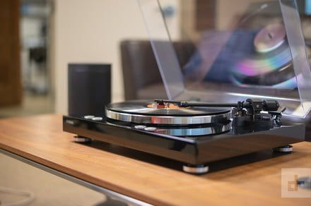 Yamaha's MusicCast Vinyl 500 turntable spreads analog joy throughout your home