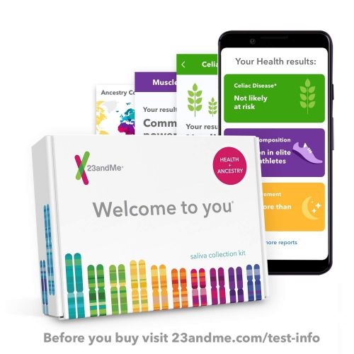 The Viral 23andMe DNA Test From Amazon Is on Sale For Black Friday - Get It For 50% Off!