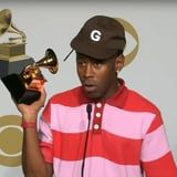 Tyler, the Creator Eloquently Breaks Down Why Grammys Voting Is Unfair After His First Win