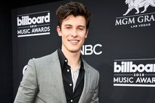Here's Some Excellent Footage of Shawn Mendes Rocking Out at Harry Styles' Concert