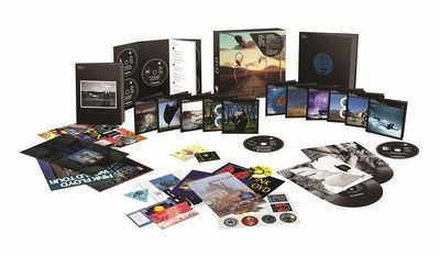 Pink Floyd 'The Later Years' Available Today, Friday, December 13, 2019