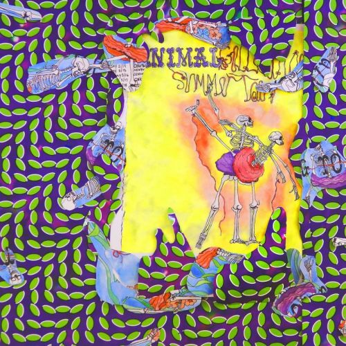 Animal Collective release live album Ballet Slippers: Stream