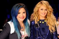Paulina Rubio With Demi Lovato, Don Omar Singing With Vin Diesel and More TBTs You Need To See