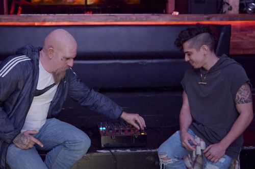 Watch Sacha Baron Cohen & Hudson Mohawke Troll American Dance Scene For Who Is America?