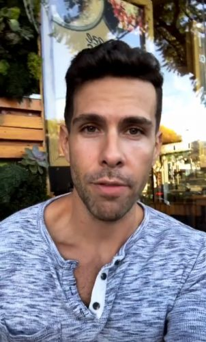 Bachelorette Alum Chris Randone Shaved His Beard, and Um, I Think I'm Attracted to Him Now?