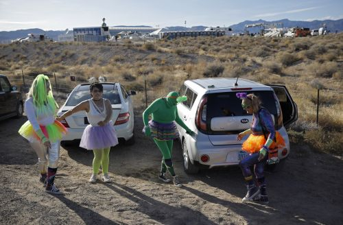 Area 51 Fest Cancelled After Only 500 Humans Show Up