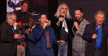 'He Touched Me' The Gaither Vocal Band Reunion Performance
