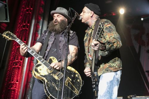 In Photos: Rancid Rock Out for a Good Cause in San Francisco