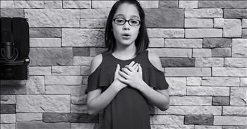 11-Year-Old Sings 'Oceans ' From Hillsong UNITED