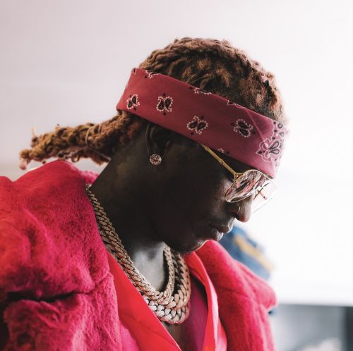 Young Thug Finds A New Galaxy
