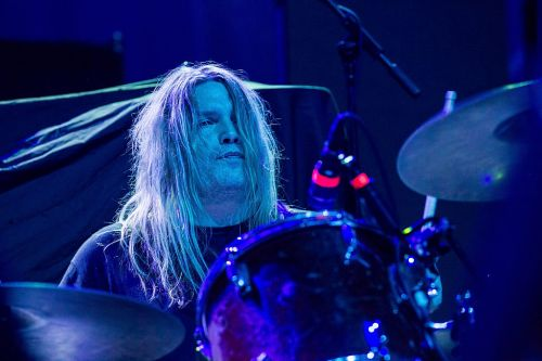 Corrosion Of Conformity Drummer Reed Mullin Dead At 53