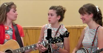 Bluegrass 'Nothing But the Blood' By The McKinney Sisters