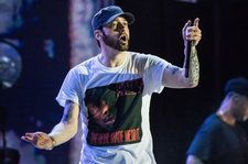 Eminem to Do Coin Toss For Detroit Lions' First Game of the Season