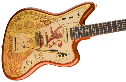 Look at These Dumb 'Game of Thrones' Guitars That Cost $25,000