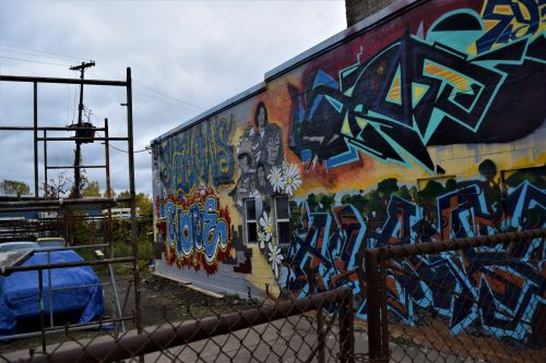 Eyedea's family honors hip-hop hero with new mural in St. Paul