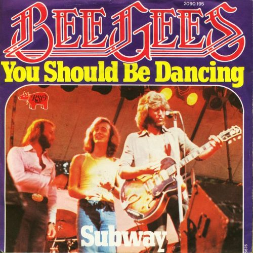 """The Number Ones: Bee Gees' """"You Should Be Dancing"""""""
