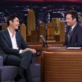 """Henry Golding Told Jimmy Fallon Why He Said """"No"""" to """"Crazy Rich Asians"""" At First"""