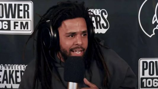 J. Cole's Freestyle Earned Him Some Backlash For This Bill Cosby Line