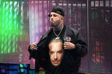 Nicky Jam, J Balvin Bromance Hits New High With World Cup Final T-Shirt