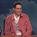 """Pete Davidson Finally Addressed His """"Crazy Month"""" and Suicide Scare on the Return of SNL"""