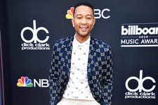 John Legend Talks Kanye West Friendship, New Baby Boy at Billboard Music Awards: Watch
