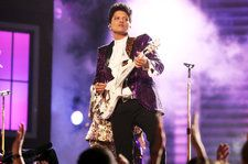 Bruno Mars Won't Play Prince in New Netflix Movie