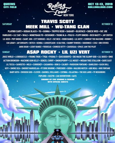 5 Rappers Dropped From New York Music Festival at Police Request