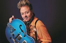 Brian Setzer Forced to Put His 'Christmas Rocks!' Tour on Ice