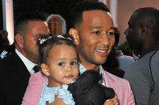 John Legend and Chrissy Teigen's Daughter Luna Has Her Moment on the 'SNL' Stage: Watch