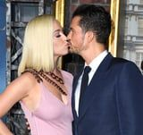 Katy Perry and Orlando Bloom Look So in Love as They Kiss at the Carnival Row Premiere