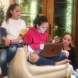 This Video of J Lo's Daughter Singing With ARod's Kids Is the Pure Content You Deserve