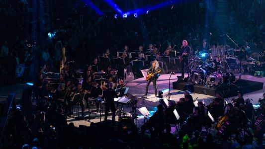 Metallica and the San Francisco Symphony Christen the City's New Arena with Triumphant Team-Up