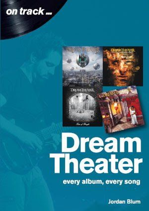 DREAM THEATER: 'Every Album, Every Song' Book Now Available