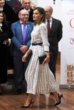 Queen Letizia Just Pulled a Fashion Move Meghan Markle Would Approve Of