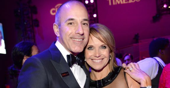 "Katie Couric on Matt Lauer's Sexual Assault Allegations: ""I Had No Idea This Was Going On"""