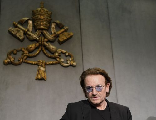 "Bono Met With The Pope And Says He's ""Aghast"" About Church Sex Abuse"