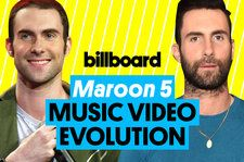 Every Maroon 5 Music Video From 1997 to Today: Watch Their Evolution