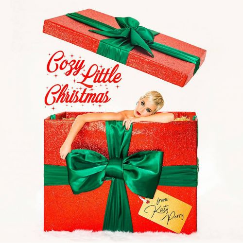"Have Yourself a ""Cozy Little Christmas"" With Katy Perry's New Holiday Tune"