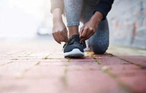 Walking Can Help Burn Belly Fat, but Only If You Follow This Trainer's Advice