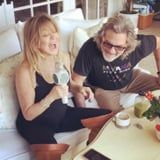 Goldie Hawn and Kurt Russell Trying to Sing The Beatles on Karaoke Is Pure Gold