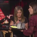 Sandra Bullock Crashed Dolly Parton and Jennifer Aniston's Interview . . . With Tequila