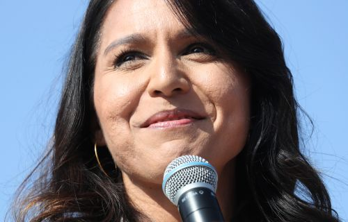 "Tulsi Gabbard Shares ""Imagine"" Cover On Anniversary Of John Lennon's Death"