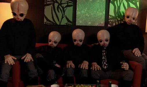 Watch Conan O'Brien's Star Wars Cantina Band Documentary