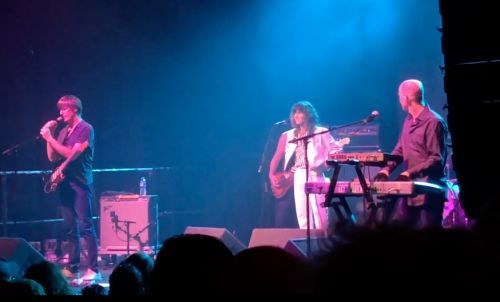 Watch Eleanor Friedberger Sing With Stephen Malkmus In Bristol