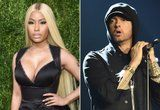 Nicki Minaj Just Revealed She's Dating Eminem, and I'm Sorry, Come Again?