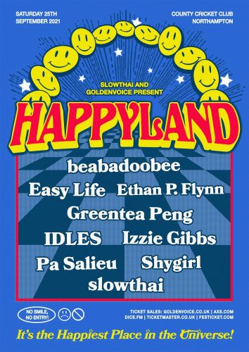 Slowthai Announces His Own Music Festival, Happyland