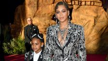 Twitter Users Are Loving Blue Ivy's Vocals On Beyoncé's New Song 'Brown Skin Girl'